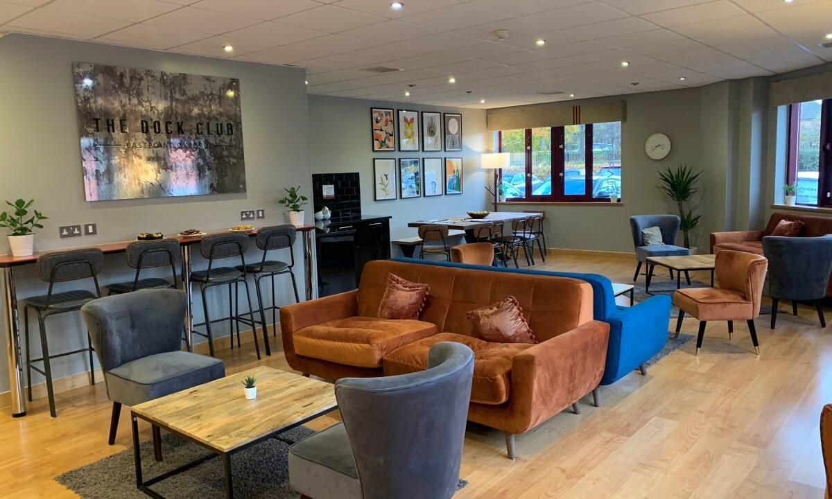Sandford Gate Oxford The Dock Club Business Loungd