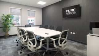 Pure Offices Oxford Meeting Room