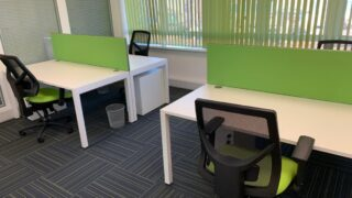 Oxford Eco Centre Offices Osney Mead